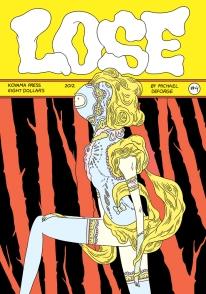 Lose #4 by Michael DeForge