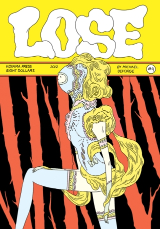 Lose #4 by Michael DeForge