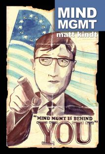 Mind MGMT by Matt Kindt