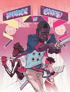 Prince of Cats by Ronald Wimberly