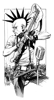 Punk Rock Jesus by Sean Murphy