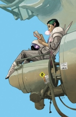 Saga by Brian K Vaughan (w) and Fiona Staples (a)