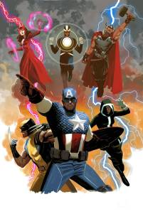 Uncanny Avengers by Rick Remender (w) and John Cassaday (a)