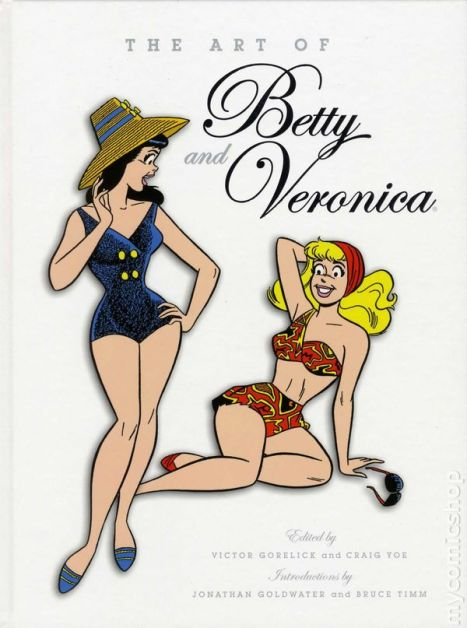 Art of Betty and Veronica