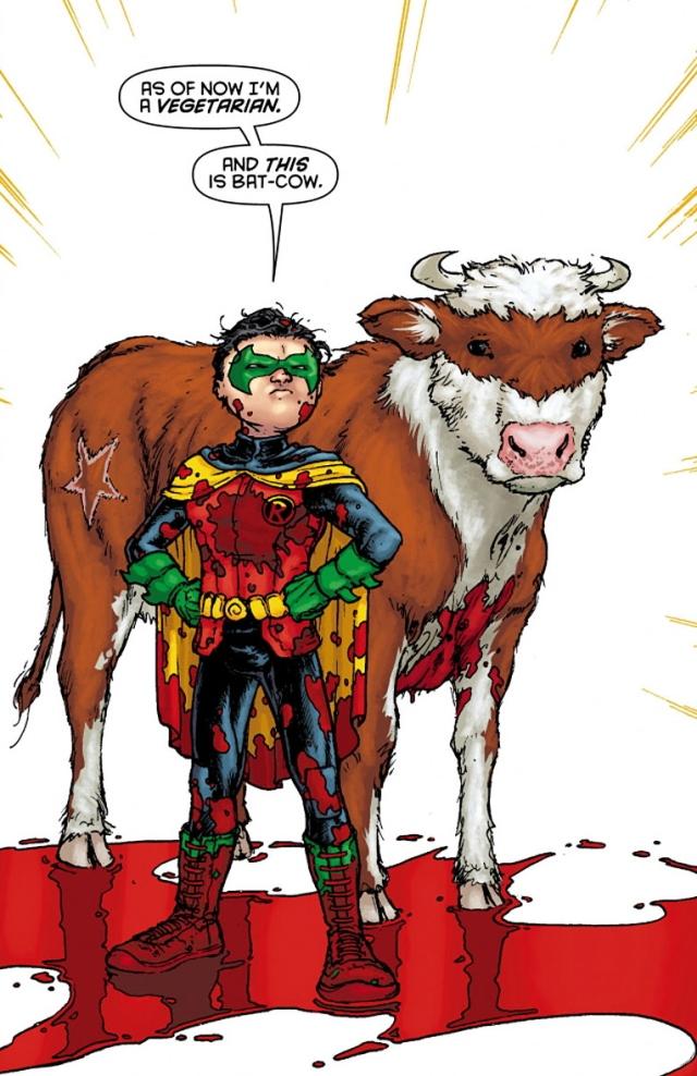 Bat-Cow