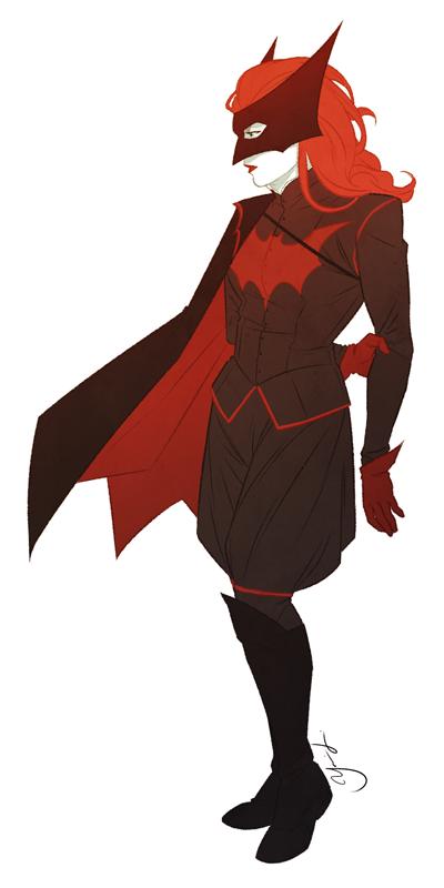 Batwoman by Yasmin Liang