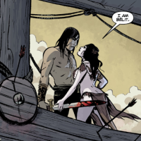 2012 Memorable Moment: Brian Wood's Conan the Barbarian