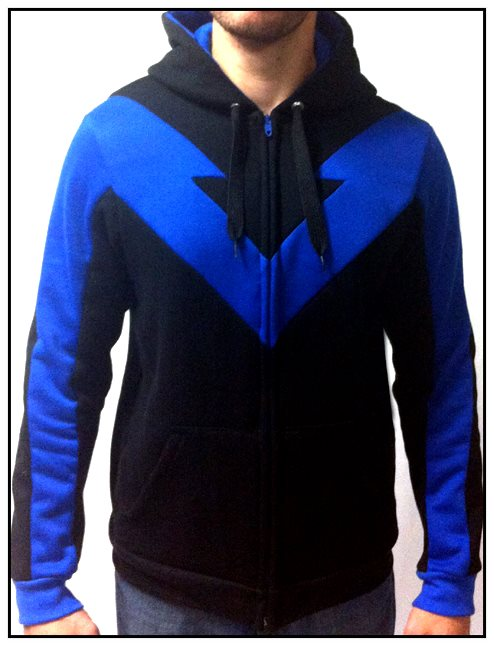 Nightwing Hoodie