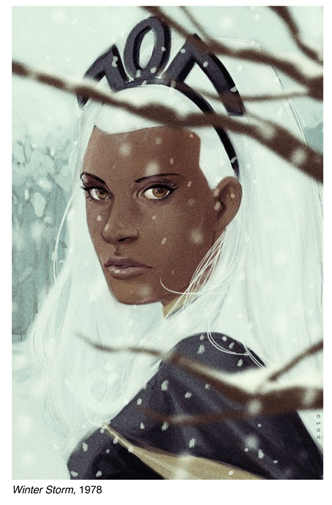 Storm by Phil Noto