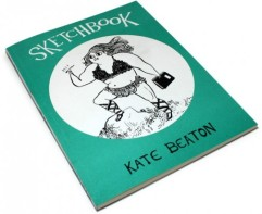 Sketchbook by Kate Beatondesertislandbrooklyn.com