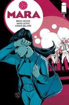MaraImage Comics