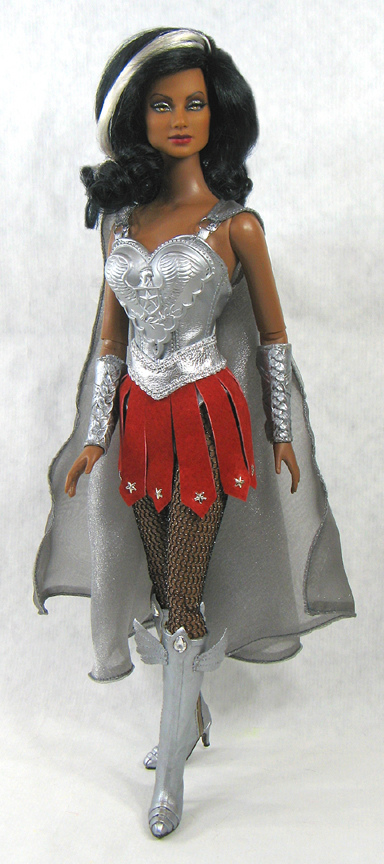 This custom designed Nubia doll by Infadoll (Flickr) is my inspiration.