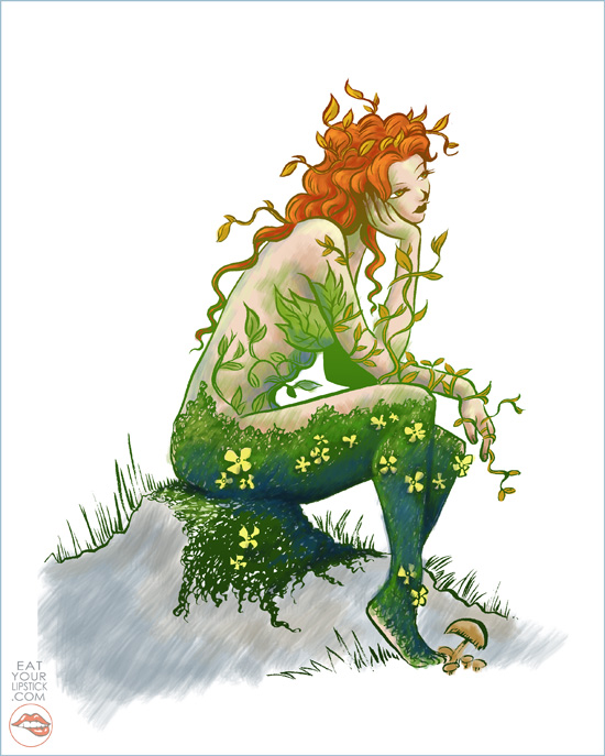Poison Ivy by Monica Gallagher
