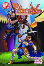 PrincelessAction Lab Comics