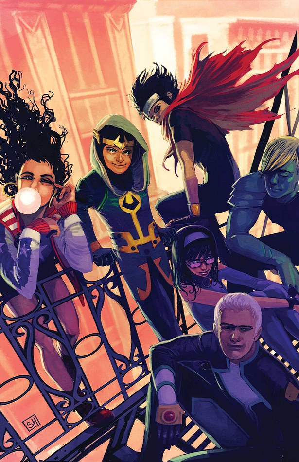 Comics You Should Be Reading: Winter 2013Edition