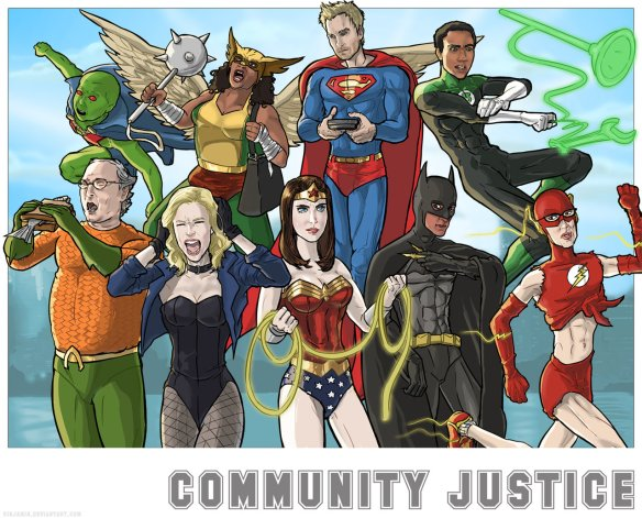 Community Justice by Ben Deguzman