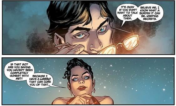 Supes and Wondy