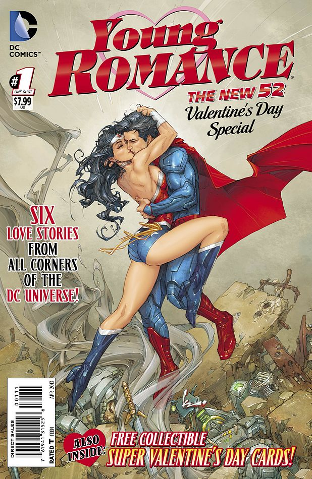 Comic Judgment: Young Romance – The New 52 Valentine's DaySpecial