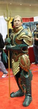 Aquaman - MegaCon 2013