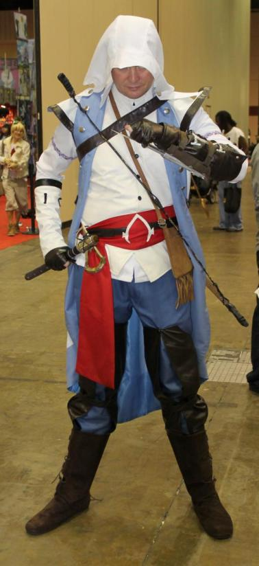 Assassins Creed - MegaCon 2013