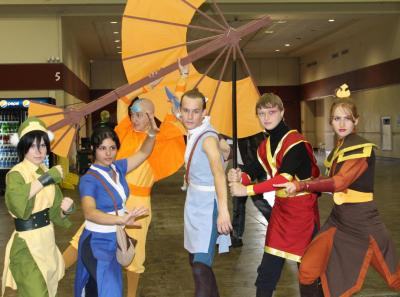 Avatar the Last Airbender - MegaCon 2013