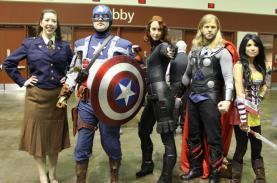 Avengers - MegaCon 2013