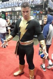 Black Adam - MegaCon 2013