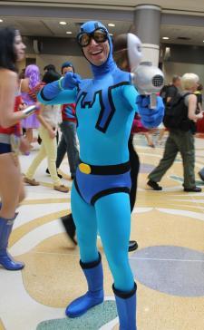 Blue Beetle - MegaCon 2013