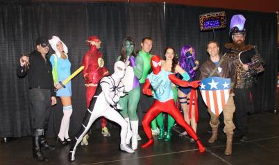 Cosplay 11 - MegaCon 2013