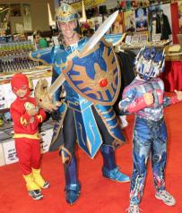 Cosplay 2 - MegaCon 2013