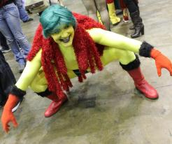 Creeper - MegaCon 2013