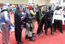 DC cosplay - MegaCon 2013