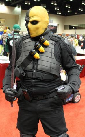Deathstroke - MegaCon 2013