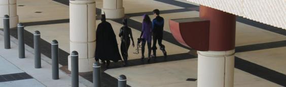 Gotham Stroll - MegaCon 2013