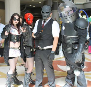 Gotham Villains - MegaCon 2013