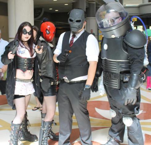 Gotham Villains - MegaCon 2013