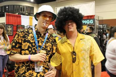 Hunter S. Thompson - MegaCon 2013