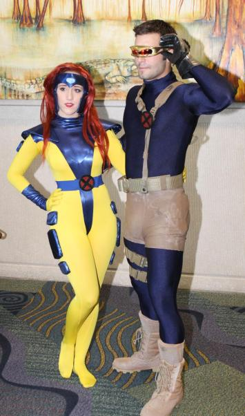 Jean Grey & Cyclops - MegaCon 2013