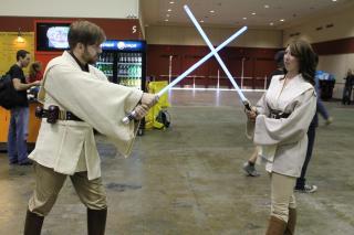 Jedis - MegaCon 2013