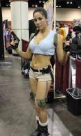 Lara Croft 1 - MegaCon 2013