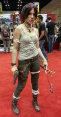 Lara Croft 2 - MegaCon 2013