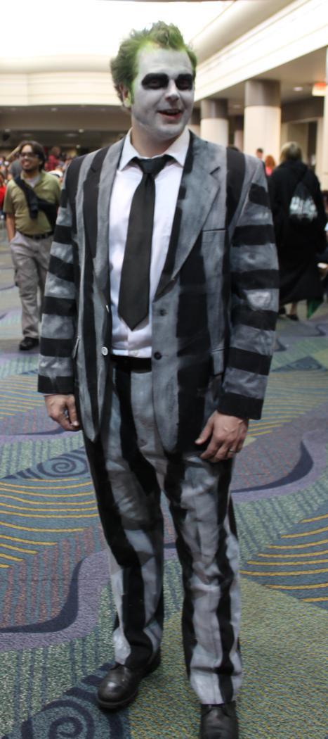 Michael Keaton Joker - MegaCon 2013
