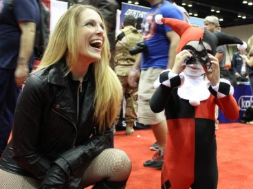 Mini Harley Quinn - MegaCon 2013