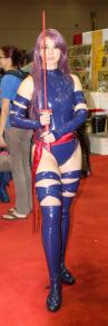 Psylocke - MegaCon 2013
