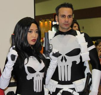 Punisher - MegaCon 2013