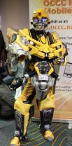 Robot cosplay 2 - MegaCon 2013