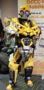 Robot cosplay 2 - MegaCon 2013
