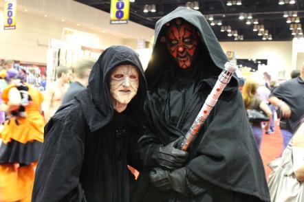 Sith - MegaCon 2013