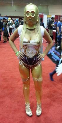 Star Wars cosplay - MegaCon 2013