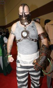 Steampunk Bane - MegaCon 2013